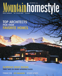 Aspen Sojourner | Mountain Homestyle