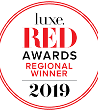 LUXE Red Award